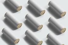 Aluminum Oil Can