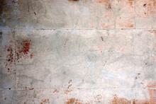 Closeup Shot Of An Old Concrete Grunge Wall