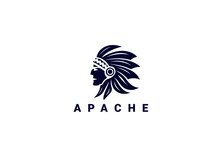 Brave; Chief; Chieftain; Circle; Illustration; Indian; Male; Man; Native American; Retro; Side; Vector; Warrior; Artwork; Brave; Cartoon; Chief; Chieftain; Feather; Gaphics; Head; Illustration; Indian