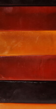 Orange Yellow Aromatic And Fragrant Soap Bars