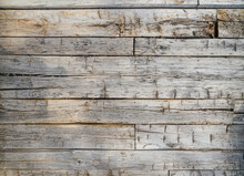 Natural Rough Rustic Wood Texture With Wooden Beams Background