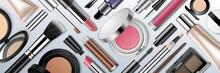 Beauty Makeup Banner
