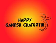 Ganesh Chaturthi Wishes Design, Greeting, Ganpati Bappa Morya