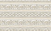 Traditional Knitted Ornamental Pattern, Scandinavian Style