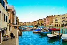 Venice Canal Colors