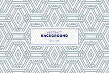 Abstract Seamless Geometric Patterns Background Can Be Use To Make Wallpaper