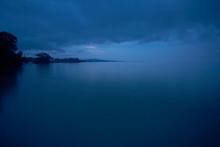 Lake Tana, Ethiopia, Africa At Dusk