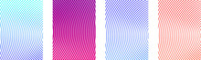 Minimal Covers Design. Colorful Halftone Gradients.background Modern Template Design For Web. Cool Gradients. Future Geometric Patterns..eps