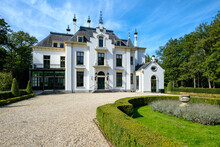 Staverden Castle, Ermelo, Gelderland Province, The Netherlands