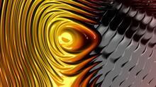 Beautiful Abstract Background. Abstract Ocean- ART.  Marble Texture. Fractal Art. 3D Render.