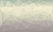 Vibrant Creative Prismatic Background With Polygonal Pattern