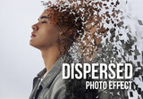 Dispersed Image Effect