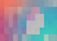Glitch Pixel Gradient