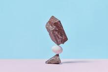 Egg Between Stones
