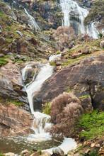 Waterfalls Cascading