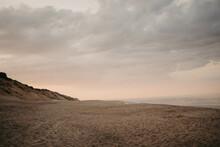 New England Beach At