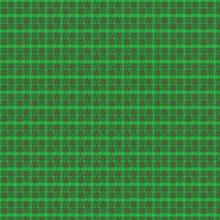 Green Digital Seamless  Pattern Print Paper