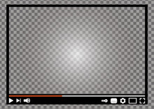 動画 再生 画面 透過 フレーム 背景