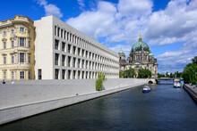 Humboldt Forum, Dom, Berlin
