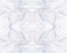 Tekstura, Smugi W Kolorze  Jasnego Różu I Błękitu Na Białym Tle, Kalejdoskop. Ozdobny Papier, Wizytówki, Zaproszenia, Druk Na Tkaninę, Tapeta.
