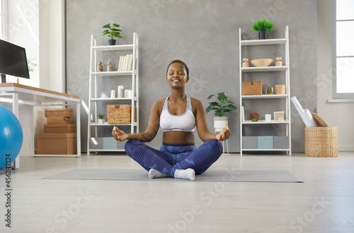 Stampa su Tela Yoga can make you feel so great