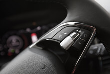 Swivel Handle Control In The Car - Image