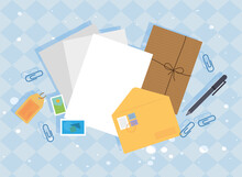 Postal Packing And Letters