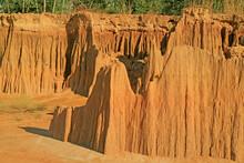 Amazing Thailand's Canyon Called Lalu In Ta Phraya National Park, Sa Kaeo Province, Eastern Thailand