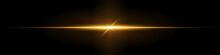 Yellow Explosion Of Light