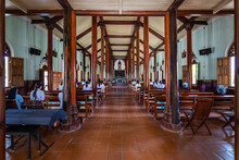 Lang Song Or River Village Seminary, Binh Dinh, Vietnam