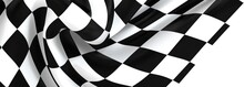 Checkered Flag, End Race Background