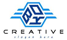 Emblem Badge With Wings BOK Letter  Logo Design Vector, Business Logo, Icon Shape Logo, Stylish Logo Template