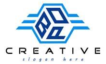 Emblem Badge With Wings BOP Letter  Logo Design Vector, Business Logo, Icon Shape Logo, Stylish Logo Template