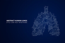 Abstract Polygonal Lungs