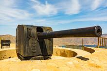 Gun Battery Of Castillitos, Spain Cartagena