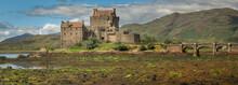 View Of Eilean Donan Castle