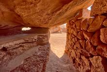 Pioneer Ruins Of House Rock Near The Vermilion Cliffs AZ