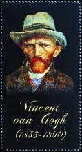 Self-portrait By Vincent Van Gogh On Postage Stamp