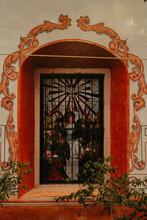 Church Door Guanajuato Mexico