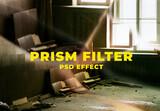 Prism Kaleidoscope Psd Effect
