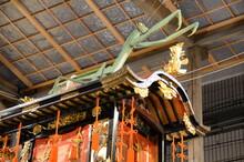 京都 祇園祭 宵山 蟷螂山