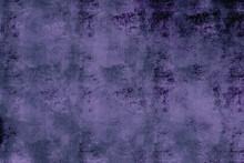 Purple Plaster Wall Concrete Texture Paint Wall