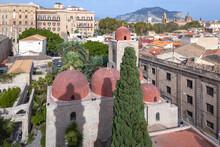 Palermo. Chiesa Di San Giovanni Degli Eremiti, Arabo-normanna