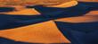 Leinwandbild Motiv Sand dunes