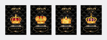 2009.i003.023.S.m005.c13.royal Golden Crown Posters Set