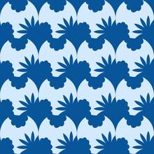 Pattern Cielo Tropicale