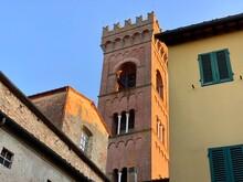 Italy Toscana Old Toren