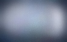 Halftone Holographic Grey Metal Sanded Textured Background. Blur Grains.