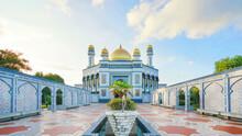 The Brunei Srinagar Bay Mosque