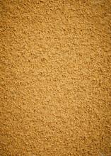 Mustard Powder Close Up Macro
